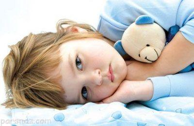 نکاتی درباره شب ادراری کودکان و راه حل آن
