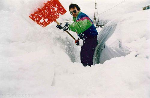 با هولناک ترین برف و کولاک های تاریخ آشنا شوید