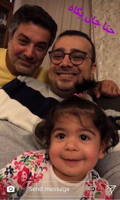 دیدنی ترین عکس های خانوادگی بازیگران و ستاره ها در سال 2018