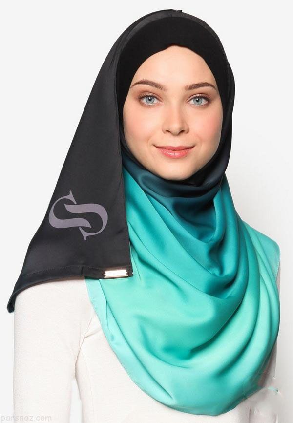 جدیدترین مدل های شال و روسری دخترانه 97 و 2018