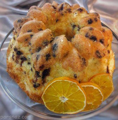 بهترین نحوه پخت کیک کشمشی خوشمزه و عالی