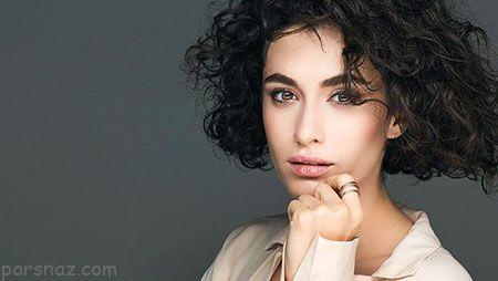 بیوگرافی و تصاویر هانده دوغان بازیگر زن ترکیه ای