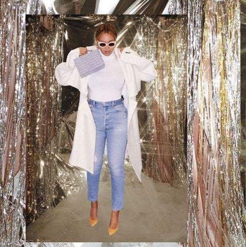 متفاوت ترین عکس ها از استایل بیانسه خواننده مشهور