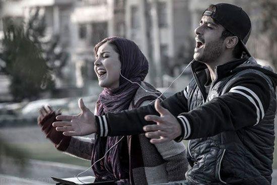 مصاحبه با ساعد سهیلی درباره عاشق شدنش