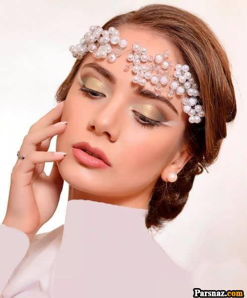 گالری عکس 60 مدل آرایش عروس 2018 زیباترین متدهای آرایشی 97