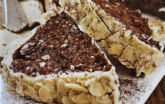 طرز تهیه رول شکلات و قهوه خوشمزه و عالی