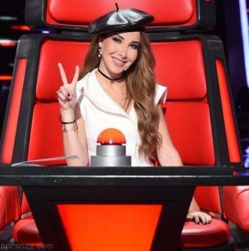 جذاب ترین عکس های جدید نانسی عجرم خواننده عرب