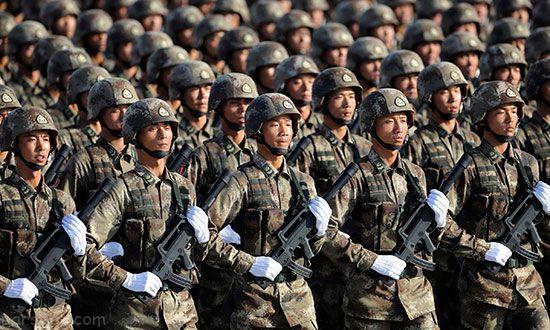 معرفی قوی ترین ارتش های جهان در سال 2017