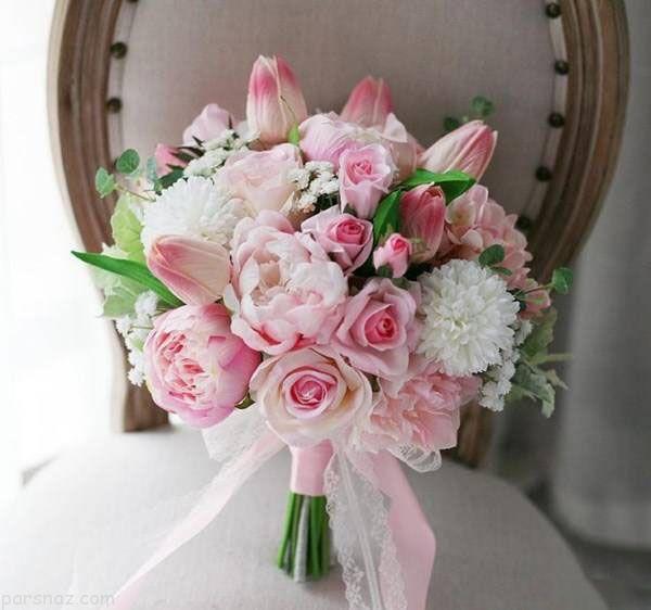 کامل ترین مدل های دسته گل عروس | دسته گل عروس مدل 97 و 2018
