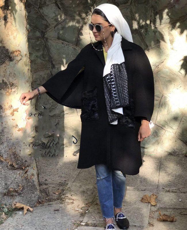 جذاب ترین مدل های مانتو ایرانی شیک 97 و 2018
