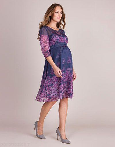 مدل لباس بارداری بهترین و مناسب ترین مدل های پیراهن بارداری 98 و 2019