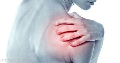 رابطه درد شانه و خطر حمله قلبی و سکته