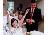 مرگ تلخ عروس 18 ساعت پس از شب زفاف با همسرش