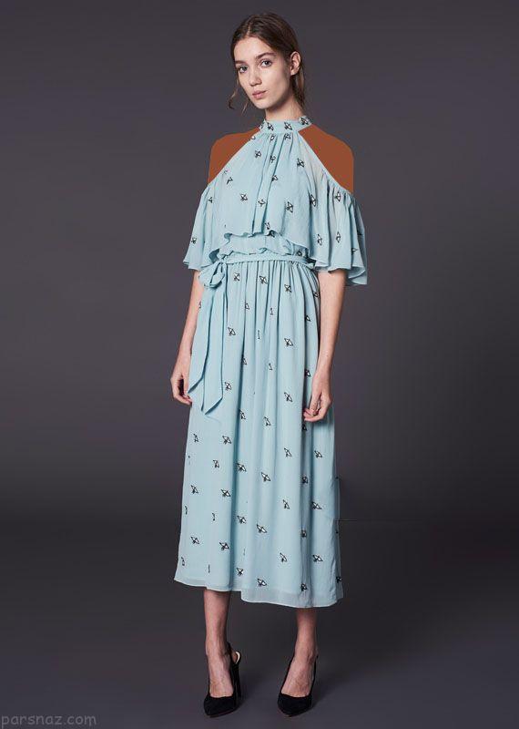 مدل لباس مجلسی 97  و 2018 شیک برند Temperley London