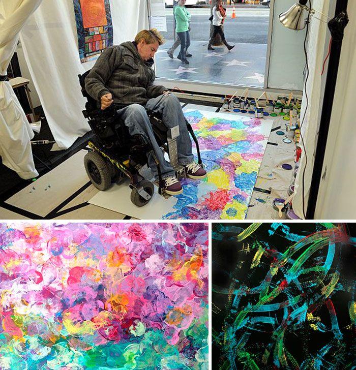 این افراد ثابت کرده اند که معلولیت محدودیت نیست