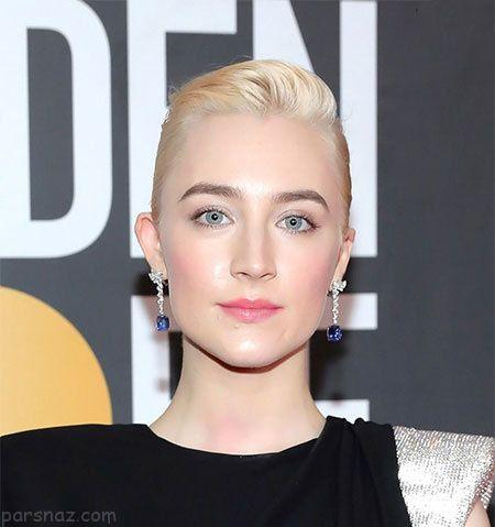 مدل های آرایش جذاب ستاره ها در گلدن گلوب 2018