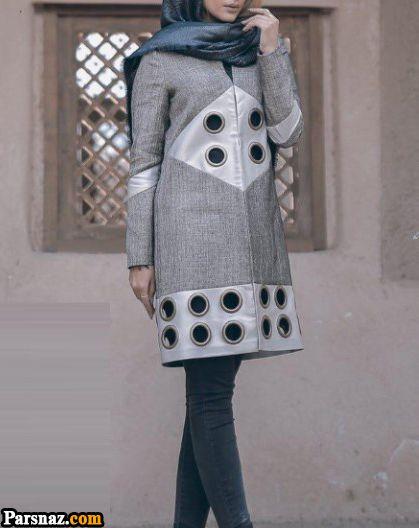 مدل مانتو عید نوروز ۱۳۹۹ | ژورنال مدل های مانتو عید ۹۹ (51 عکس)