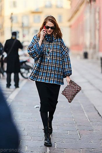 جدیدترین مدل لباس ها و جذاب ترین استایل ها در هفته مد میلان