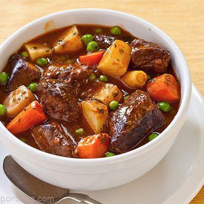 روش تهیه خوراک گوشت و سبزیجات خوشمزه
