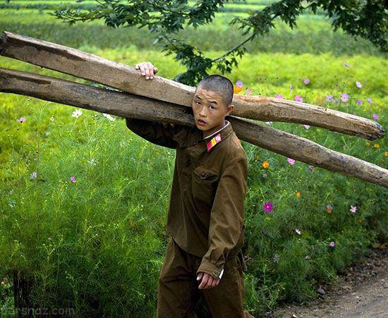 تصاویری که رهبر کره شمالی نمی خواهد دیده شوند
