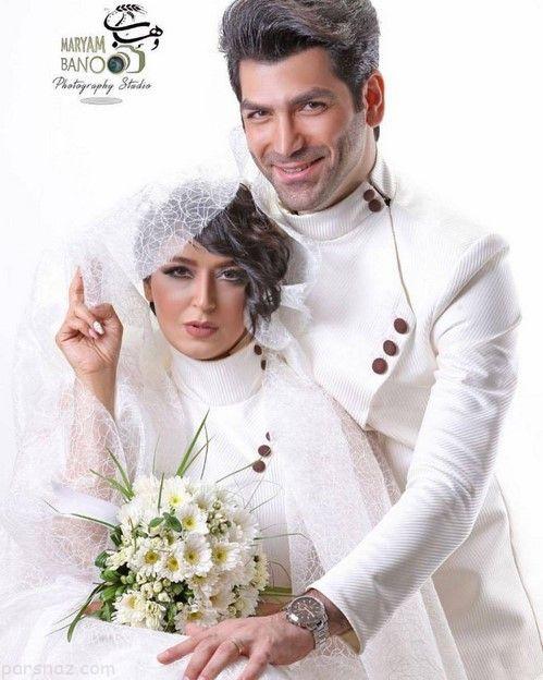 عکس های جدید و جذاب بازیگران در کنار همسرشان