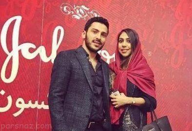 جدیدترین عکس دختر عابدزاده در کنار همسرش | همه چیز درباره احمدرضا عابدزاده