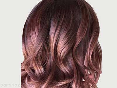 با بهترین و جذاب ترین رنگ موهای سال 2019 آشنا شوید
