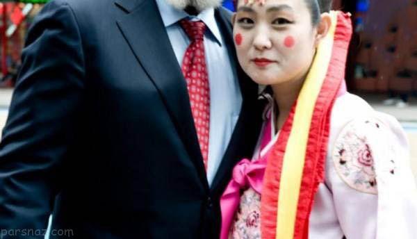 رکورد ازدواج دختر زیبای کره ای که تا حالا 54 بار ازدواج کرده +عکس