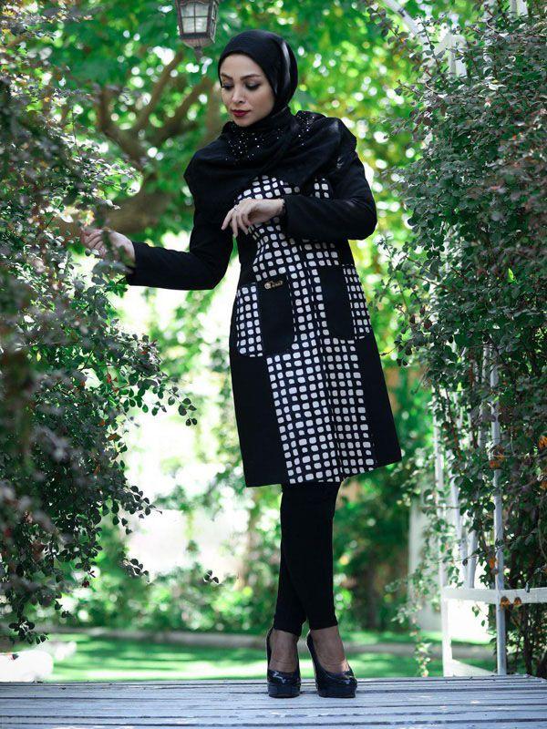 مدل مانتو عید 97 شیک ترین مدل های مانتو ایرانی عید نوروز 1397