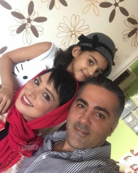 بازیگران و سلبریتی های ایرانی در کنار فرزندانشان