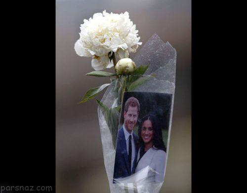 جدیدترین عکس ها از شاهزاده هری و نامزدش مگان مارکل