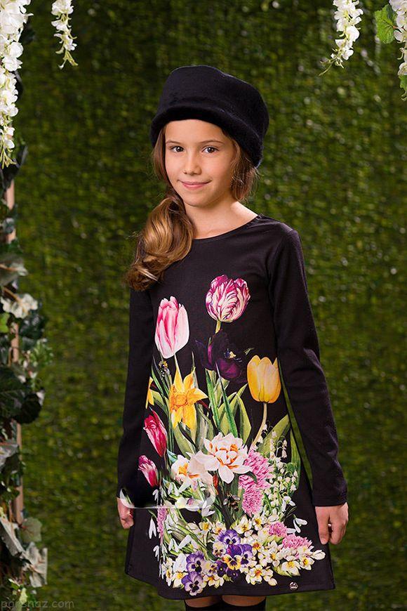 شیک ترین مدل های لباس مجلسی دخترانه Love Made
