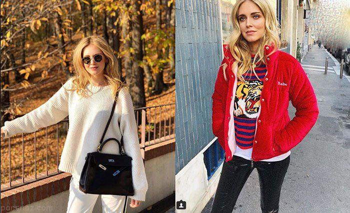 بیوگرافی و عکس های کیارا دختر زیبای مدلینگ میلیونر در اینستاگرام