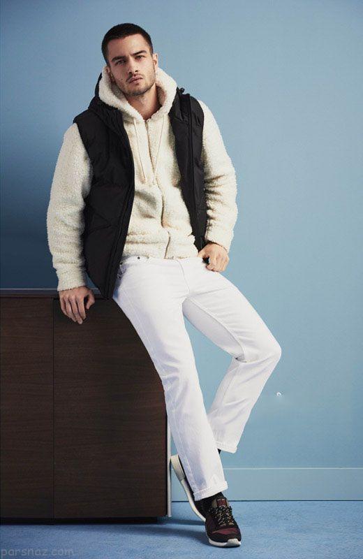 شیک ترین مدل های لباس زمستانی مردانه River Island
