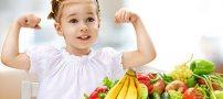 نکاتی درباره تغذیه کودکان در فصل زمستان