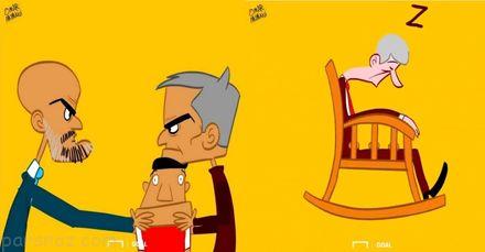 برترین و دیدنی ترین کاریکاتورهای هفته