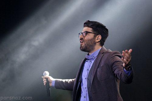 گفتگو با حامد همایون ستاره موسیقی پاپ + عکس حامد همایون