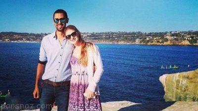 رابطه عاشقانه دختر بیل گیتس و جوان مصری +عکس