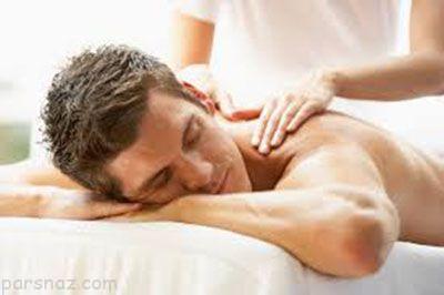 آموزش ماساژ جنسی  تاثیر ماساژ دادن بدن همسر در رابطه جنسی لذت بخش