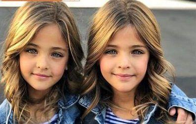 زیباترین دختران دوقلوی اینستاگرام را بشناسید +عکس