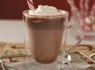 روش تهیه شکلات گرم وانیلی خانگی خوشمزه