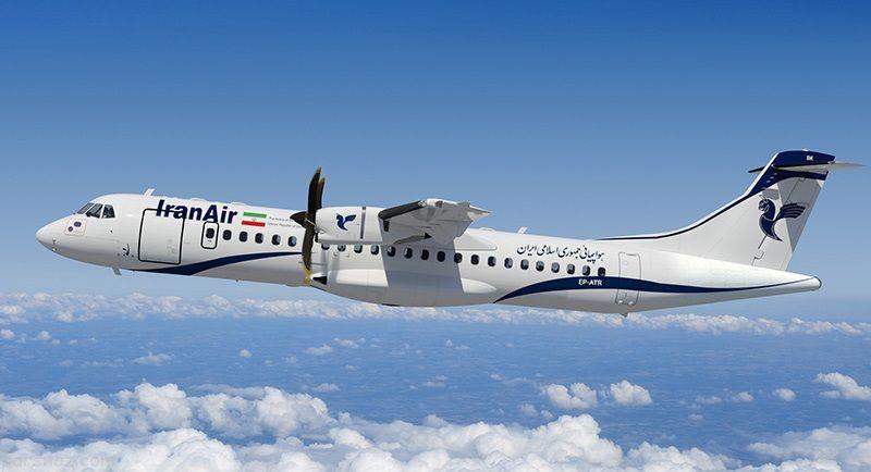 علت سقوط هواپیمای ATR   همه چیز درباره هواپیمای ATR و سقوط آن
