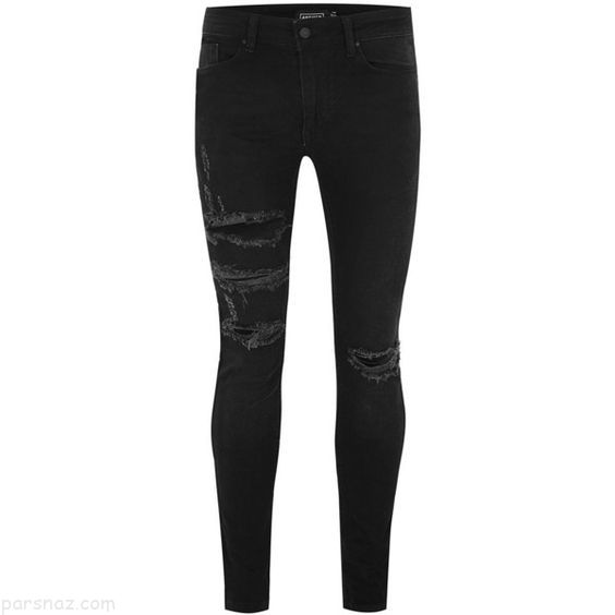 شلوار جین زنانه 2020 | مدل های شلوار جین دخترانه عید نوروز 99