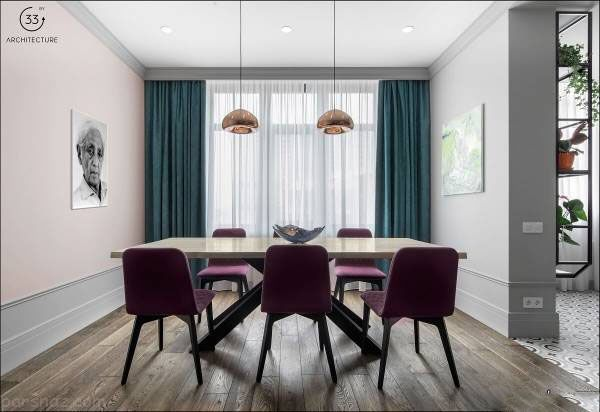 بهترین و شیک ترین مدل های دکوراسیون آپارتمان 97 و 2018