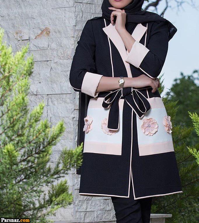 مانتو زنانه بلند 2018 |بهترین مدل های مانتو زنانه و دخترانه عید نوروز 97