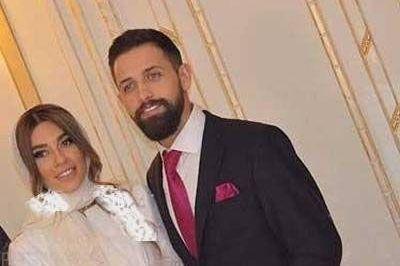 محسن شرتی ازدواج کرد | عکس های جدید محسن افشانی و همسرش