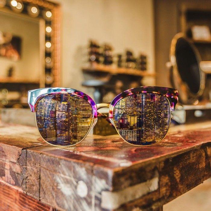 عینک آفتابی زنانه مدل 97 | انواع مدل های عینک آفتابی دخترانه 2018