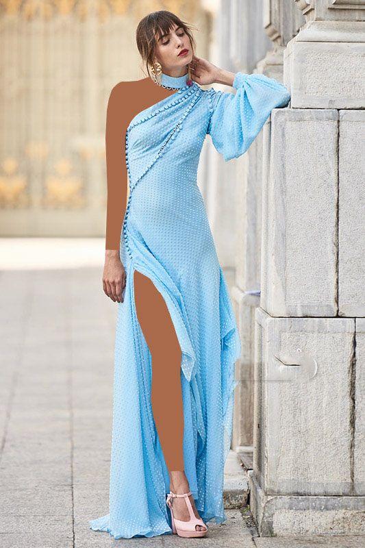 لباس مجلسی سال 97 | 41 مدل لباس مجلسی 2018 در طرح و رنگ های زیبا