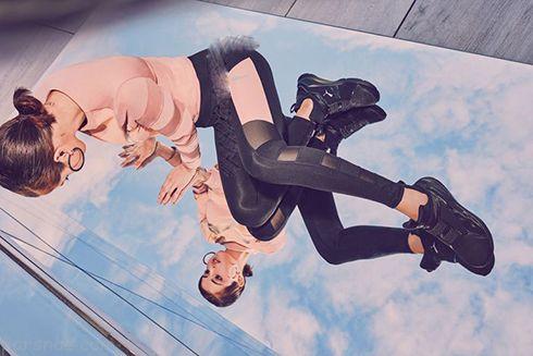 عکس های سلنا گومز در همکاری با برند (پوما puma)
