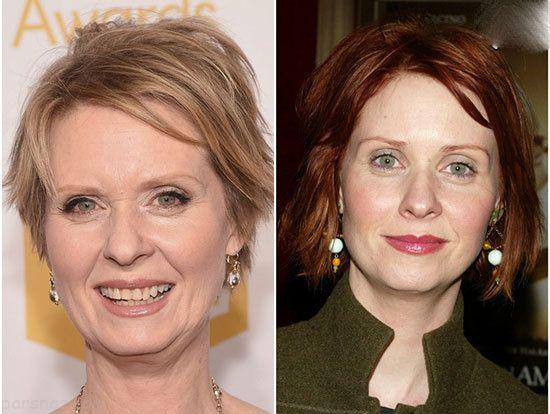 رنگ موی زنان زیبای هالیوودی |ستاره های مشهور و زیبا که عاشق رنگ موی قرمز هستند